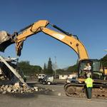Buckhorn knocks down a building to make room for $350M redevelopment in West Tampa