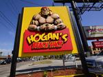 Sneak peek: Hogan's Beach Shop attracts fans, legends during grand opening preparations (Video)