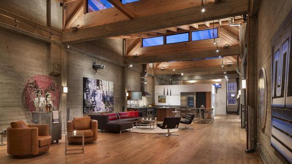 Privacy, Sophistication, and True NY SOHO Loft Living