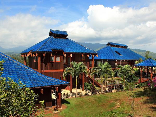 Classic Tropical Home