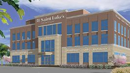 Saint Luke S Expands Joco Footprint With Multispecialty Clinic Kansas City Business Journal