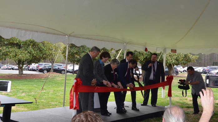 BioMérieux cuts ribbon on $60M Durham expansion