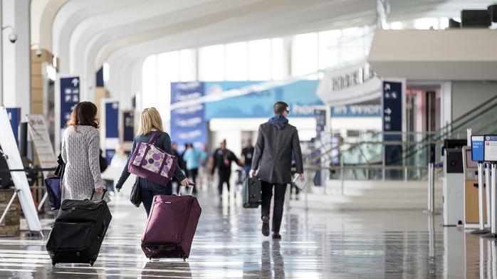 Wichita Eisenhower National Airport passenger traffic ticks up in May
