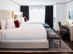 D.C. hotels seem to follow the same color scheme. Don't believe us? Take a peek.
