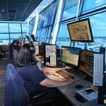 Room with a view: American Airlines overhauls CLT hub tower (PHOTOS)
