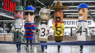 Who do you think should be the sausage sponsor at Miller Park?