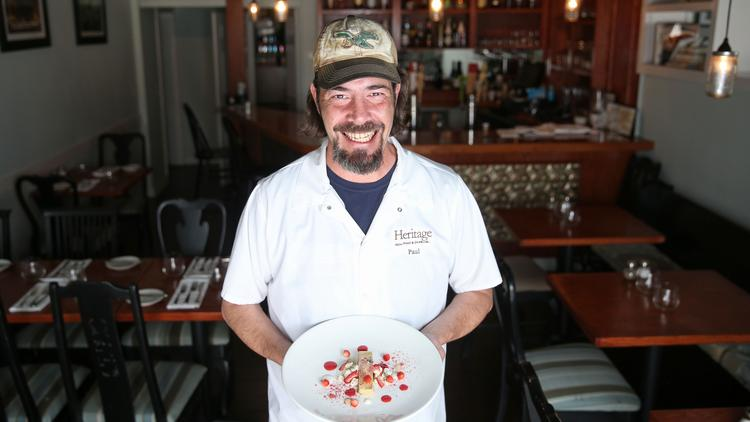 Chef Paul Verica Talks K Restaurant Plans For Charlotte And - Farm to table restaurant business plan