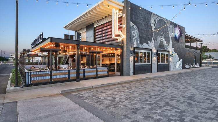 Midtown Phoenix Restaurant And Retail Hub The Colony Adds