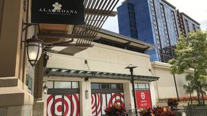 Target to advertise new Ala Moana Center location on visitor buses