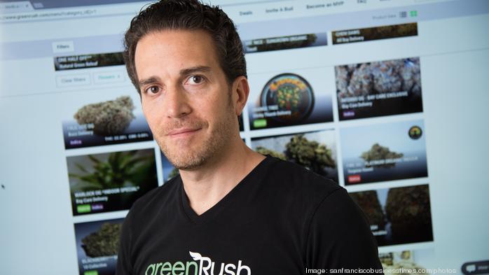 Greenrush tries to fill on-demand cannabiz gap