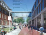 Proposed skywalk on Temple's campus hits roadblock