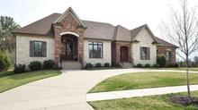 Beautiful Deville Built Ranch in Glenview Park offers 3 Bedrooms, 3 1/2 Baths, 4500+ Sq Ft