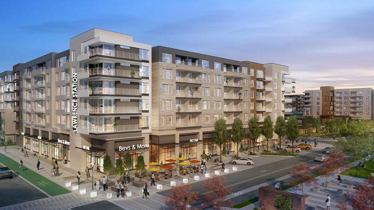 SummerHill homes kicks off construction on 1,000 apartments