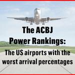 Traveling on a tight schedule? Here are the U.S. airports with the worst delays (slideshow)