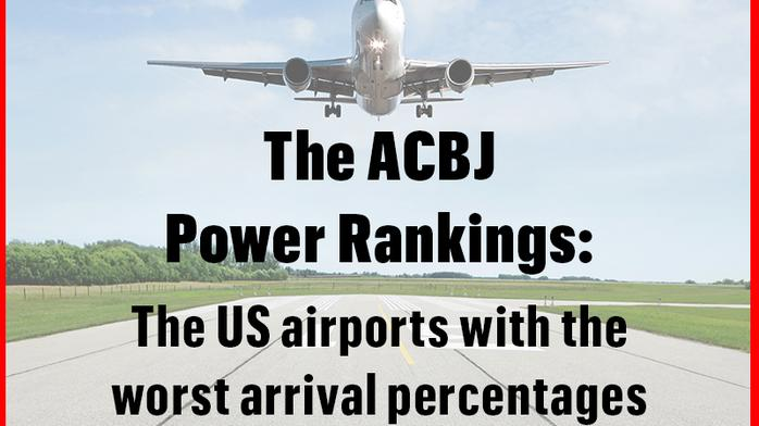3 Colorado airports are among the nation's worst for flight delays