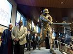 Q&A with baseball legend Hank Aaron