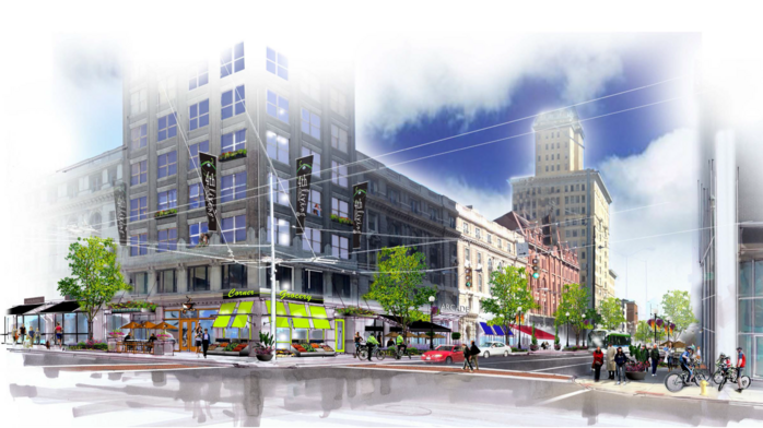 City to put another $1M into Dayton Arcade