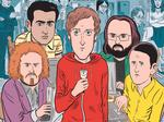 Oh, what a web of fake sites HBO has woven for 'Silicon Valley'