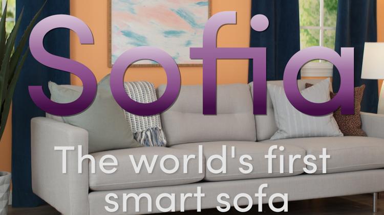 Wayfairu0027s April Foolsu0027 Day Joke Was A Smart Sofa Named ...