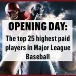 Big Moneyball: MLB's top-paid players heading into Opening Day