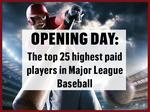 Big Moneyball: Here are MLB's top-paid players after Opening Day