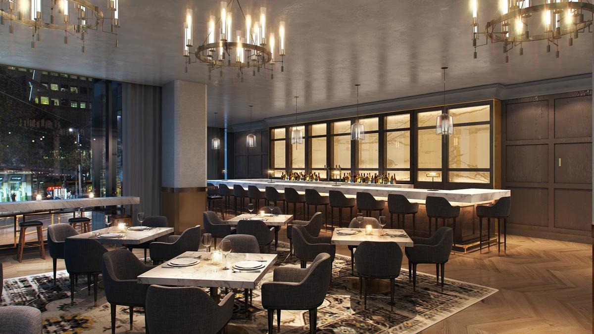 Marquette Hotel Restaurant