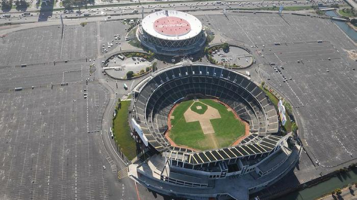 Will the departure of the Raiders give Oakland's Coliseum City new life?