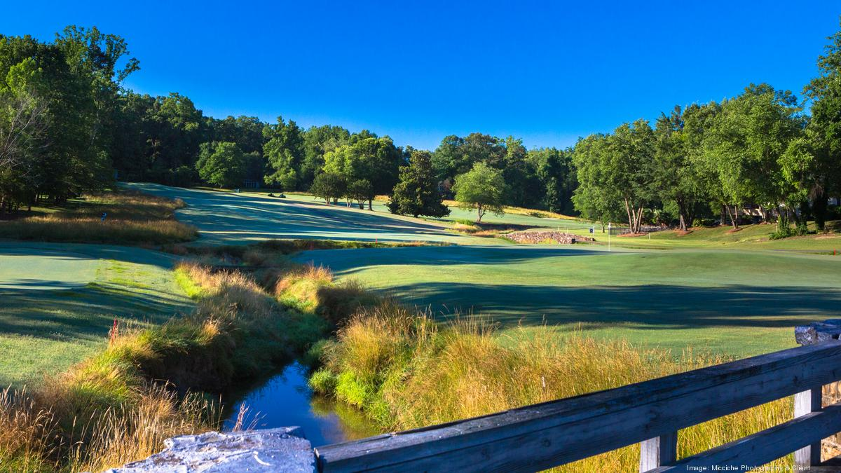 Sedgefield Ross Course Host Of The Wyndham Championship