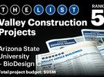 These are the top Valley construction projects
