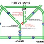 Atlanta mayor: I-85 bridge collapse