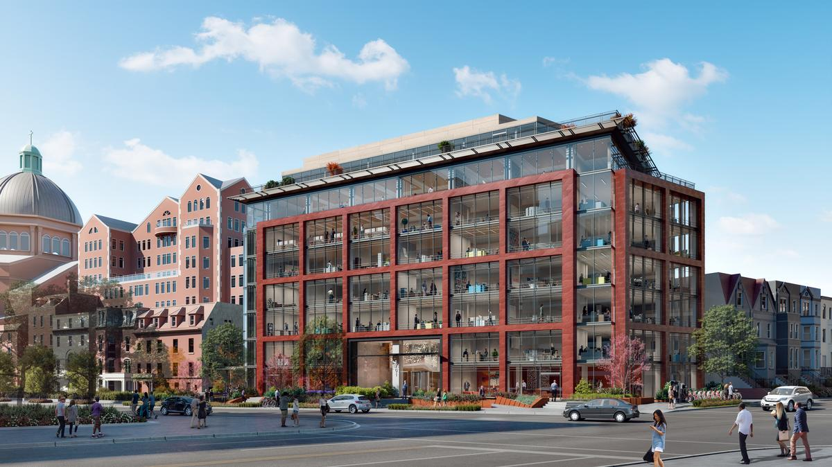 Akridge to forge ahead without tenants on new D.C. office project