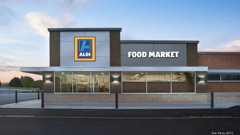 ALDI Store Exterior  Right