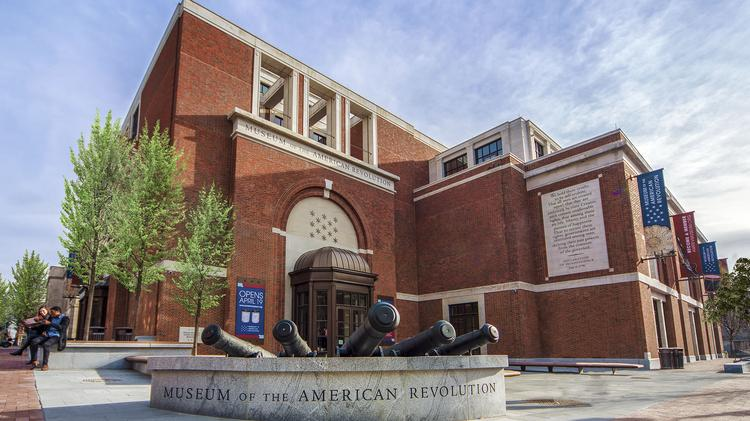 Museum Of The American Revolution Hires From Within For New