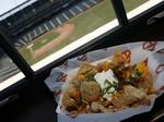 Why you'll be eating pork rind chippers —and crab everything — at Oriole Park (Video)