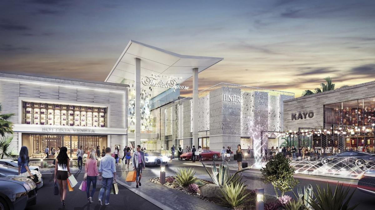 Apple Store In Scottsdale Fashion Square Mall