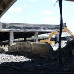 Atlanta traffic from I-85 bridge collapse expected to worsen next week