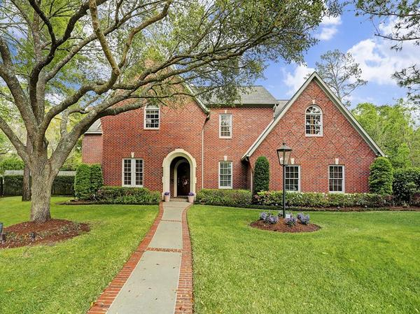 Gracious Traditional Home in Bunker Hill Village