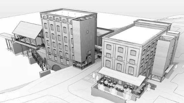 Project Will Transform Historic Columbus Ga Buildings Into Mixed