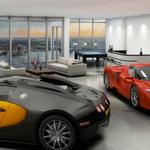 Porsche Design Tower sells penthouse with 11-car garage for $25M