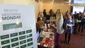 DBJ's Mentoring Monday brings women in business together (photos)