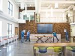 Slideshow: Spot the inside jokes in the shared offices for two Cool Springs tech firms