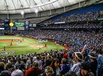 Tampa Bay Rays take care of business on Opening Day 2017 (Photos)
