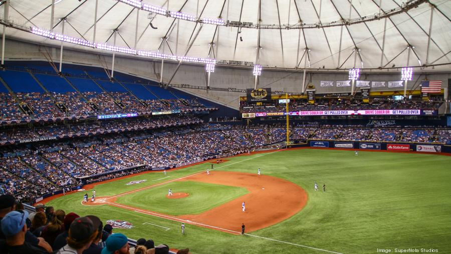 Business Pulse Survey: What else could Tropicana Field be used for in the off-season? - Tampa Bay Business Journal