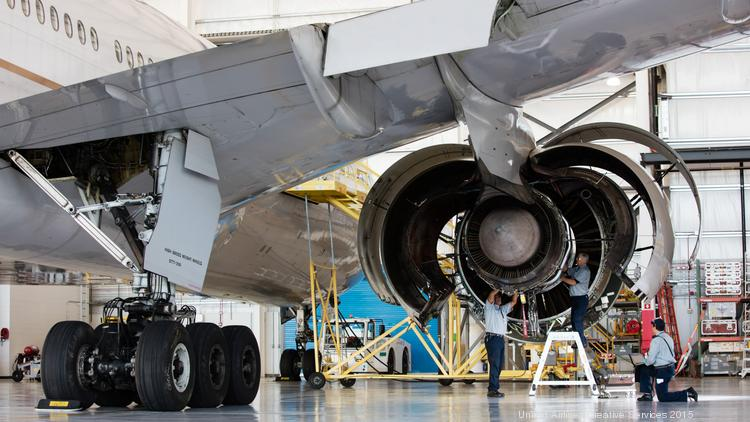 Apple United Airlines Ibm Team Up On Maintenance Chicago Business Journal