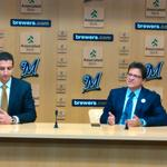 Brewers' owner Attanasio expects attendance increase as team rebuilding progresses