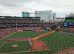 Orioles' attendance is up 10.2% so far this year