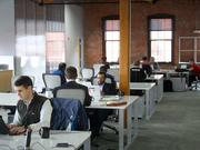 Seven startups in the agtech, data and media space will participate in the Sprint Accelerator this year.