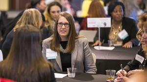 Expanding the network: Mentoring Monday builds new connections for Wichita businesswomen