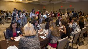 How to meet multiple mentors in one room: ABJ's Mentoring Monday draws big crowd in Austin