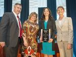Record numbers attend the 'Phoenix Business Journal's' 2017 Outstanding Women in Business event